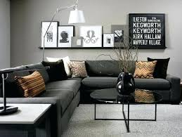 Mod living furniture Retro Decorating With Black Furniture In The Living Room Ideas Gray Mod On Paint Color For Dark Fishermansfriendinfo Decoration Decorating With Black Furniture In The Living Room Ideas