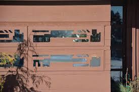 Pattern Wright made for Still Bend - Picture of Still Bend - Bernard  Schwartz House, Two Rivers - Tripadvisor