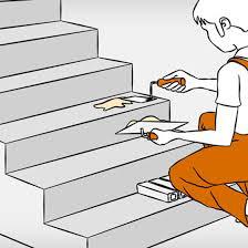 Auf treppen.de finden sie impressionen und informationen zum thema. Betontreppe Verkleiden Anleitung In 4 Schritten Obi