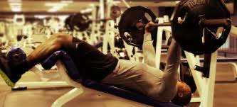 Decline Bench Press  Exercise To Build Middle And Lower Chest MusclesDecline Barbell Bench