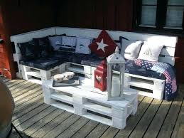 outdoor furniture made out of pallets try for yourself making your own furniture out of pallets