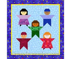 Little Peeps kids quilt block paper piecing quilt patterns & Little Peeps kids quilt block, paper piecing quilt patterns, kids quilt  pattern, instant download PDF pattern, baby quilt patterns Adamdwight.com