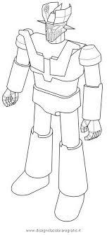 Disegno Triderg7 Personaggio Cartone Animato Da Colorare