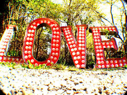 Love Wedding Decorations Wedding Ideas Groomie We Blew Up The Reception Decorations Love Sign