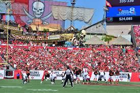 Raymond James Stadium Tampa Bay Buccaneers Stadium Journey
