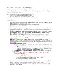 Work Cited Bib How To Write A Bibliography Or Works Cited Page