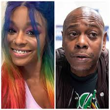 Azealia Banks Alleges She Slept With Dave Chappelle, Social Media Reacts -  The Shade Room