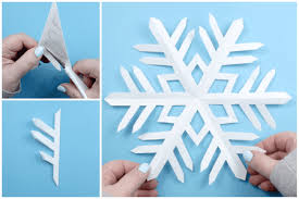 How To Make An Origami Snowflake