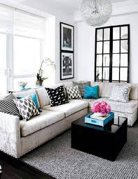 ... Best Ideas Sectional Sofa For Small Living Room Lighting Decorating Room  Collection Modern Design ...