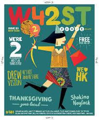 W42ST issue 23 We re 2 and it s thanks to you by W42ST.