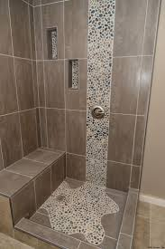 bathroom tile remodel ideas. Bathrooms Bathroom Master Shower Remodel Ideas Pebble Tiles Glass Spruce Your Adding Tile Accents Click The Pin Get Started Small Renovation Bath Toilet O