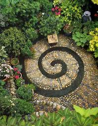 Small Picture 80 best Circular Garden Ideas images on Pinterest Landscaping