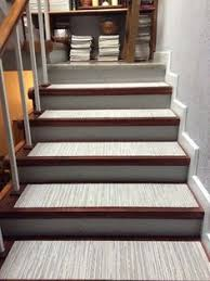 Use FLOR carpet tiles on your stairs Make them simply beautiful