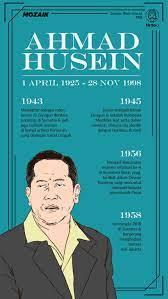 Kisah Ahmad Husein, 'Anak' Sukarno yang Paling Nakal - Tirto.ID
