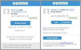 Venmo - Paypal Vs 2018-07-12 To