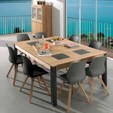 Table Carree 150X150 Salle A Manger table carre avec plateau incrust ...