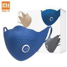 Online Shop Original Xiaomi AirPOP Masks <b>Dustproof Anti-fog Haze</b> ...