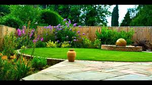 Small Picture Garden Ideas Landscape and garden design Pictures Gallery YouTube