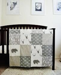 baby boy deer crib bedding hunting