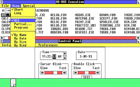 Windows 1 Microsoft Windows History Versions Through The Ages Telegraph