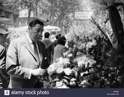 Atahualpa Yupanqui (1908-1992), cantante argentino Stock Photo - Alamy