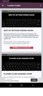 New NBA 2K Locker Code App Could Be ...