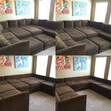 Find More Mitc Gold Bob Williams Sectional Pit Sofa 10 3 X