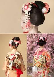 Hair Accessories Kitsuke2019 七五三 三歳和装 ヘアスタイル