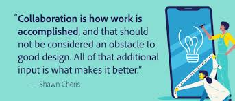 Collaboration Quotes Magnificent Is There A Science Behind Collaboration Adobe Blog