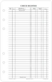 Printable Check Register Book Check Register Template Sample Cheque Format Book In Excel Or