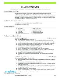 Blue Collar Resume Examples Resume Examples For Older Workers