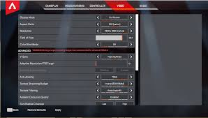 Best reshade settings for apex legends ...