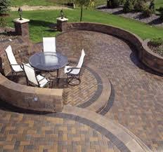 concrete paver patio ideas fascinating designs inexpensive pavers design lowe s paver patio design ideas backyard