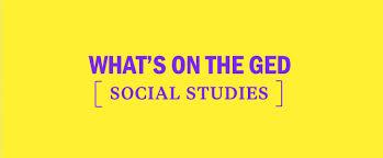Whats On The Ged Social Studies Kaplan Test Prep