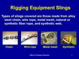 Rigging Equipment For Material Handling Your Safety Is The