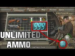 resident evil 4 how to get any weapon infinite ammo cheat engine 100 working mp4 full hd wctt myplay