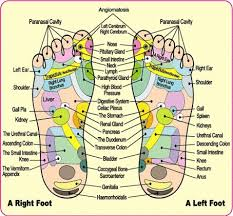 Foot Chinese Medicine Chart Do Detox Foot Pads Work How And Why Purify Your Body