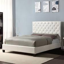 tufted platform bed metal tufted platform bed queen soho tufted