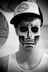 tutorial men 39 s sugar skull makeup recent photos the mons getty collection galleries world map app