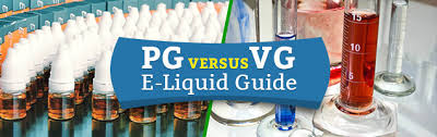 Vape Wild Diy Chart Pg Vs Vg In Your Vape Juice Exploring The Difference