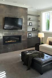 fireplace and tv on same wall this modern touch on a mantle and television setup is fireplace and tv on same wall