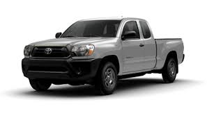 2012 Toyota Tacoma Owners Manual And Warranty Toyota Owners