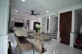 Simple Living Room Design Malaysia Contemporary Scandinavian Family Room Living Room Terrace