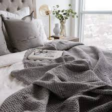 waffle bedding collection linen chest