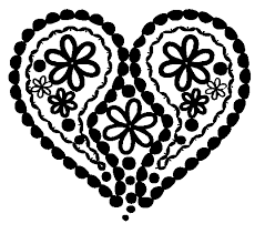Small Picture Simple Coloring HeartColoringPrintable Coloring Pages Free Download