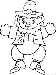 Ladies Hat Coloring Pages Page Worksheet Game For Kids Pilgrim Girl