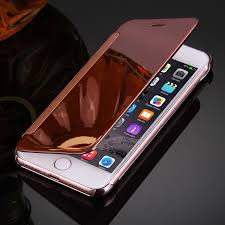 mirror iphone 7 plus case. aliexpress.com : buy luxury flip pc mirror case for apple iphone 7 plus 6 4.7\u0027\u0027 6s 5.5inch 5s se 4.0 inch hard plastic back cover coque from iphone h