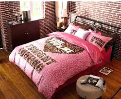 bedding sets animal print leopard