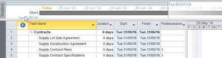 Project Timeline Creator Microsoft Project How To Use The Timeline Tool A Step By