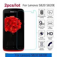 Tempered Glass For Lenovo S820 S820E ...
